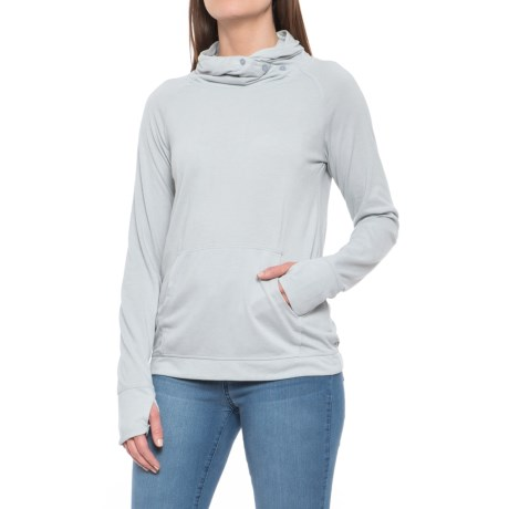Toad&Co Debug Sport Hoodie Shirt - Insect Shield®, UPF 20, Long Sleeve (For Women)