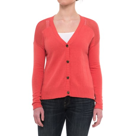 Toad&Co Floreana Cardigan Sweater - Organic Cotton (For Women)