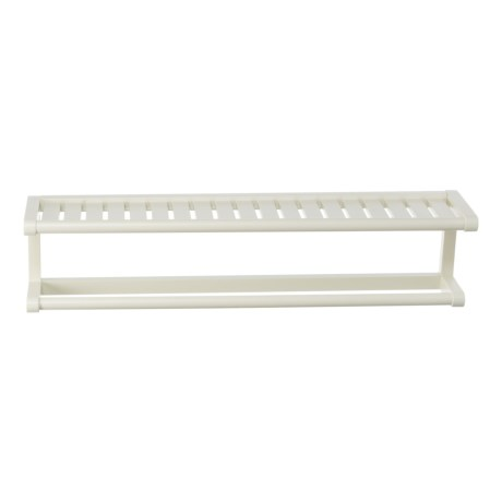 "New Ridge Abingdon Towel Rack - 8x32.25x7"", Solid Birch"