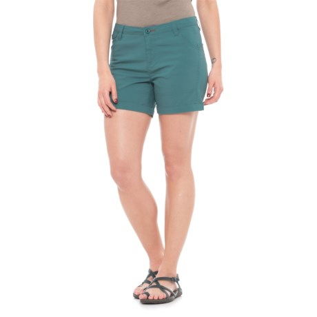 Toad&Co Summitline Hiking Shorts - Organic Cotton, UPF 40+ (For Women)