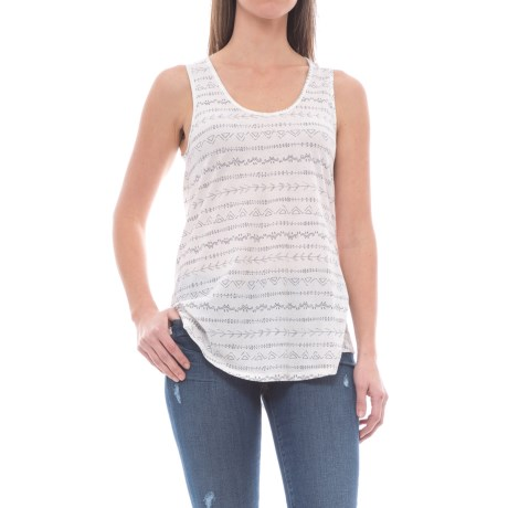 Toad&Co Papyrus Flowy Tank Top - Sleeveless (For Women)
