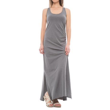 Toad&Co Montauket Long Dress - TENCEL®-Organic Cotton, Sleeveless (For Women)