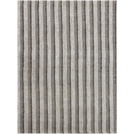 Amer Tropics Collection Gray Scatter Accent Rug - 2x3', Jute