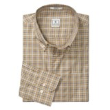Peter Millar Tartan Plaid Shirt - Long Sleeve (For Men)