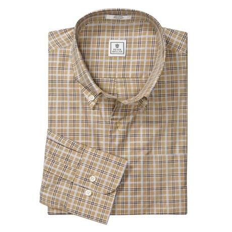 Peter Millar Tartan Plaid Shirt - Long Sleeve (For Men)