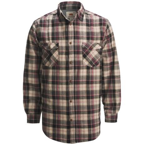 Dakota Grizzly Spencer Flannel Shirt - Long Sleeve (For Men)