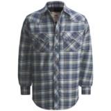 Dakota Grizzly Braxton Flannel Shirt - Long Sleeve (For Men)