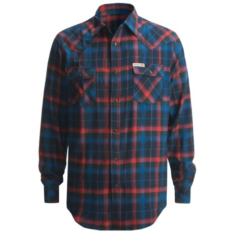 Dakota Grizzly Keaton Flannel Shirt - Long Sleeve (For Men)