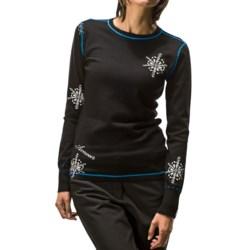 Meister Hug Me Sweater - Stretch Merino Wool (For Women)