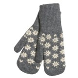 Auclair Soft Touch Mittens - Wool-Angora (For Women)