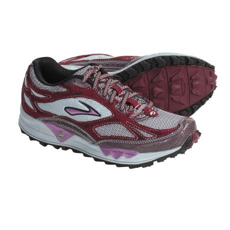 Brooks Cascadia 5 Trail Running Shoes (For Women)