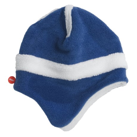 Swix Swiss Ear Flap Hat - Fleece (For Kids)