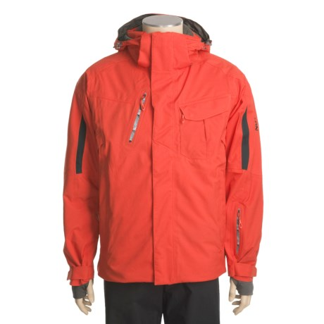 Salomon Punch Jacket - Waterproof, Insulated, Soft Shell (For Men)