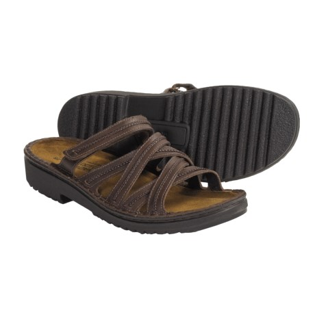 Naot Loten Sandals - Low Scandinavian Collection (For Women)