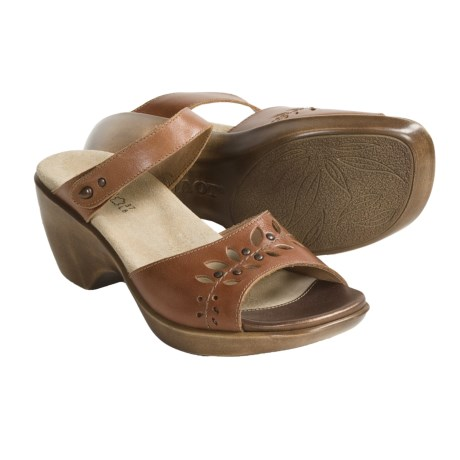 Naot Misty Leather Sandals (For Women)