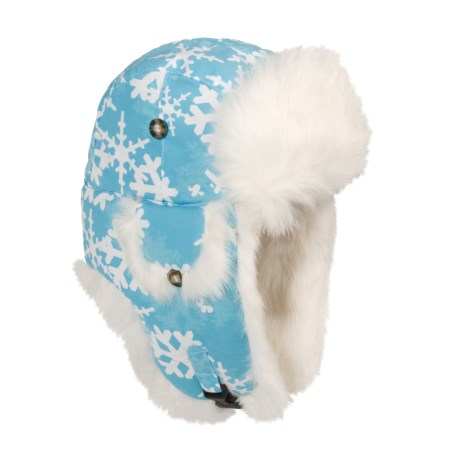 Mad Bomber® Printed Aviator Hat (For Men and Women)