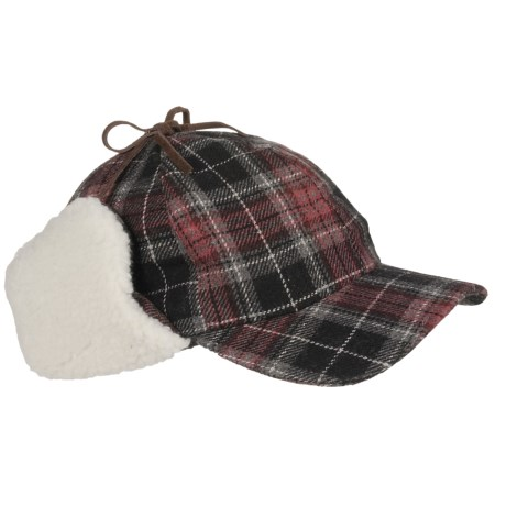 Mad Bomber® Vern's Aviator Hat - Wool, Berber Flaps (For Men and Women)