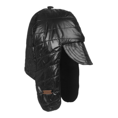 Mad Bomber® Quilted Ripstop Aviator Hat - Insulated, Fleece Lining (For Men and Women)
