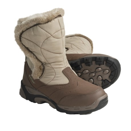 Hi-Tec Park City Sport 200 Winter Boots - Waterproof, Insulated (For Women)