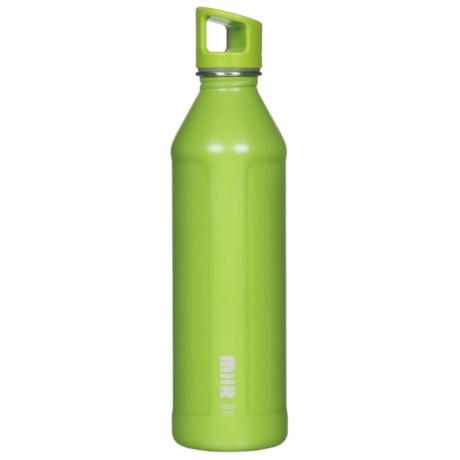 MiiR Single-Wall Water Bottle - 27 oz., BPA-Free Stainless Steel
