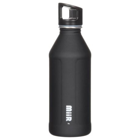 MiiR Single-Wall Water Bottle - 20 oz., BPA-Free Stainless Steel
