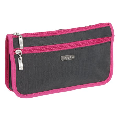 baggallini Wedge Cosmetic Case - Large (For Women)