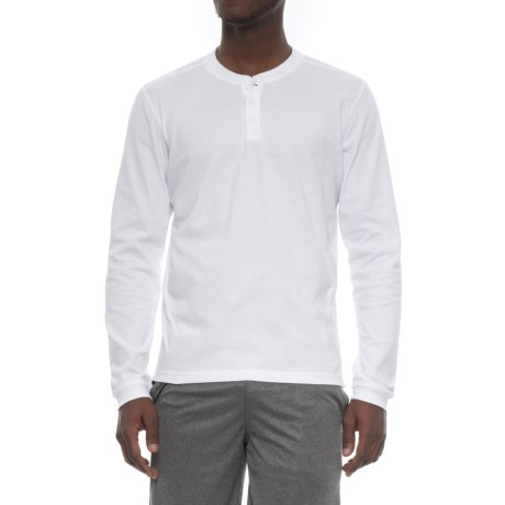 adidas Perforated-Back Shirt - Long Sleeve (For Men)