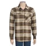 Merrell Burlington Plaid Shirt - UPF 20+, Long Sleeve (For Men)