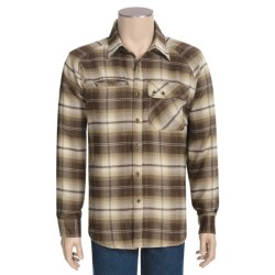 Merrell Burlington Plaid Shirt - UPF 20+, Long Sleeve (For Men)