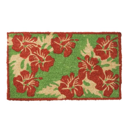 Imports Unlimited Printed Coir Entry Mat - 18x30""