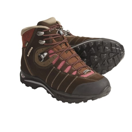 Lowa Sella Gore-Tex® Trekking Boots - Waterproof, Nubuck (For Women)