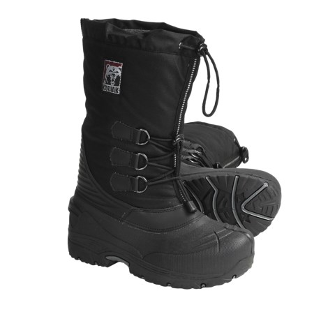Kodiak Finland -40°F Pac Boots - Insulated, Removable Liner (For Men)