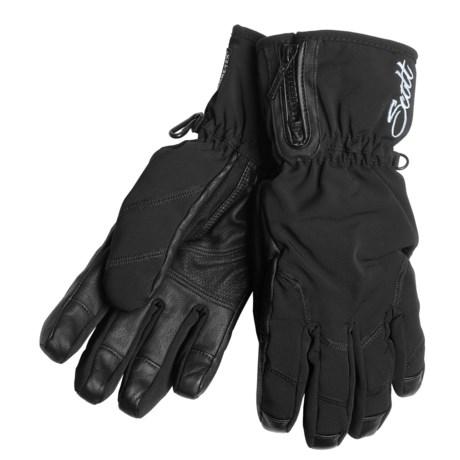 SCOTT Sports Scott 2-in-1 Gore-Tex® Gloves - Waterproof, Insulated (For Women)