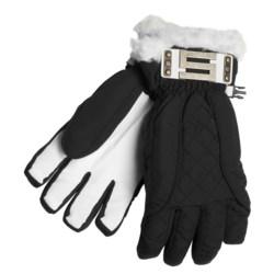 Scott Celebutante Gloves - Waterproof, Insulated (For Women)