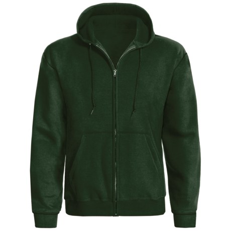 Hanes ComfortBlend® Hoodie - Full Zip (For Men and Women)