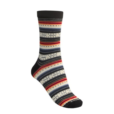 Goodhew Mojito Socks - Merino Wool, Lightweight (For Women)
