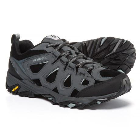 Merrell Moab FST Leather Hiking Shoes (For Men)