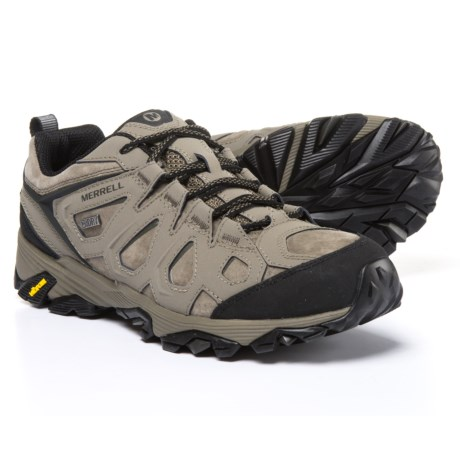 Merrell Moab FST Leather Hiking Shoes - Waterproof (For Men)