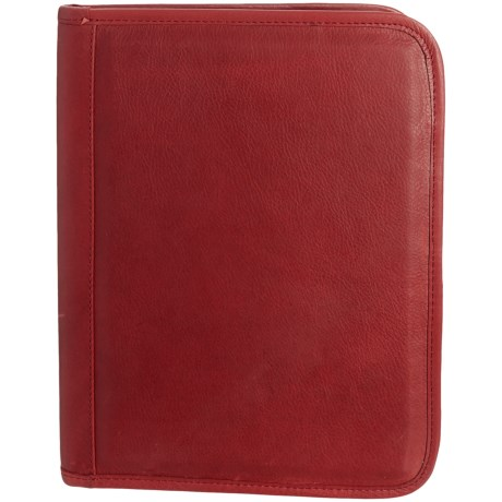 Will Leather Goods Signature Leather Padfolio Binder - 12.75x10""