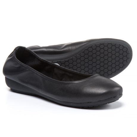 Me Too Janell Ballet Flats - Leather (For Women)