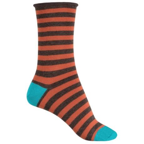 Socksmith Comfort Socks - Crew (For Women)