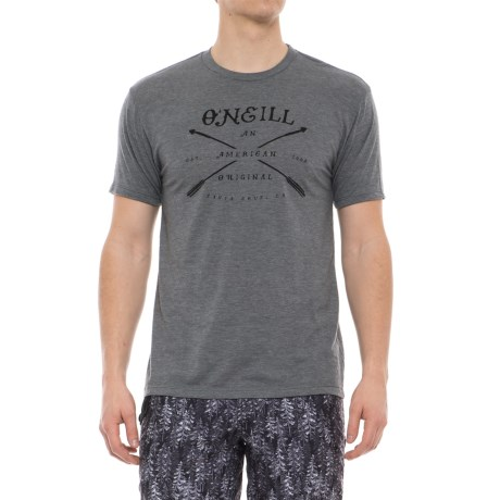 O'Neill Arrows Tri-Blend T-Shirt - Short Sleeve (For Men)