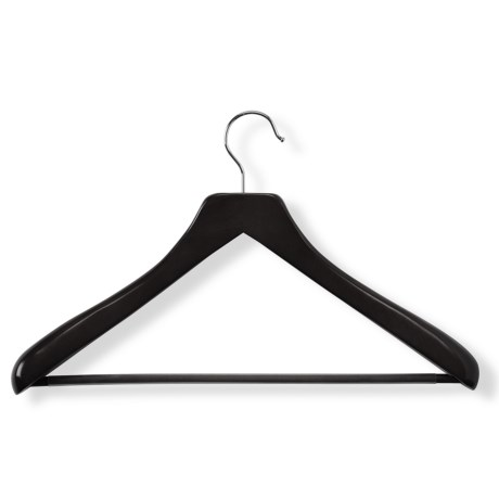 Honey Can Do Curved Wood Suit Hanger