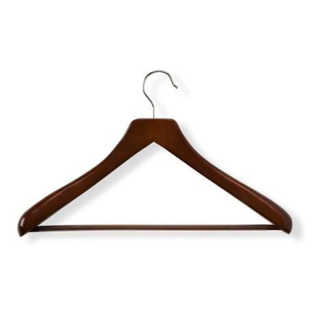 Honey Can Do Deluxe Contoured Suit Hanger
