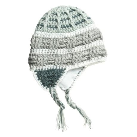 Pistil Tula Hat - Hand Knit, Ear Flaps (For Women)