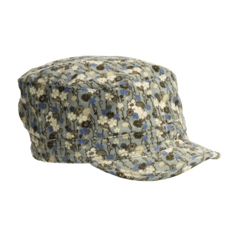 Pistil Espirt Corduroy Cap (For Women)