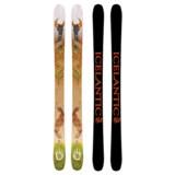 Icelantic Da Nollie Alpine Skis - Twin Tip