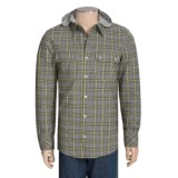 Oakley Transform Hooded Woven Shirt - Long Sleeve (For Men)