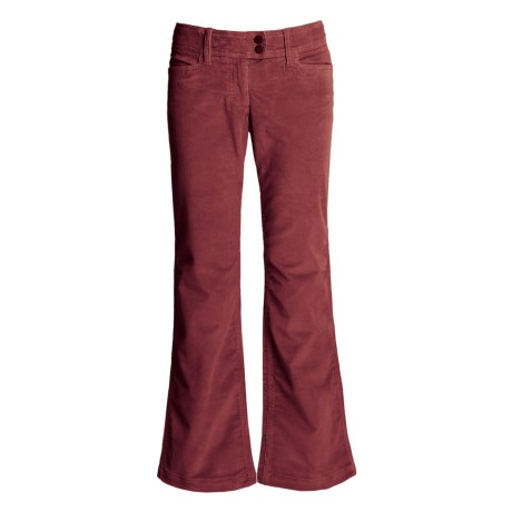 Mountain Khakis Cottonwood Pants - 11-Wale Stretch Cotton Corduroy (For Women)