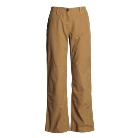 Mountain Khakis Alpine Utility Pants - Cotton Duck Canvas (For Women)